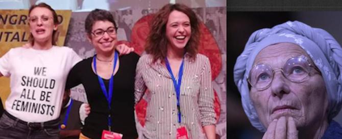 Ai vertici dei Radicali elette tre donne (ma la Bonino resta fuori)