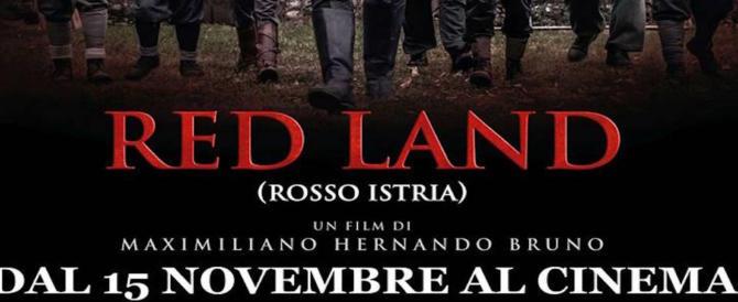 Rosso Istria, insulti contro il film sulle foibe. Ecco tutti i cinema dove è in programma