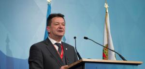 Il candidato russo alla presidenza dell'Interpol