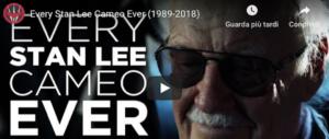 """L'ultimo regalo di Stan Lee ai fan: anche in """"Avengers 4"""" c'è un suo cameo (video)"""