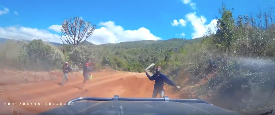 Kenya, assalto di tre banditi a un fuoristrada di turisti statunitensi