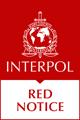 Red notice Interpol