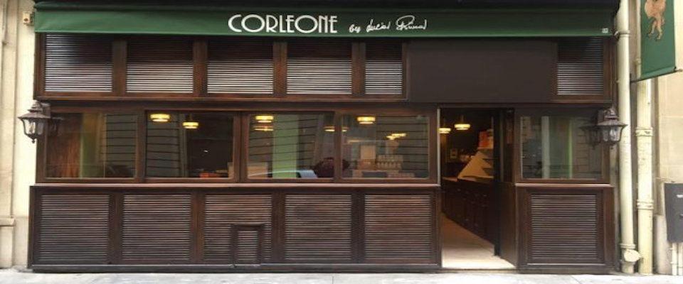Corleone by Lucia Riina ristorante Paris