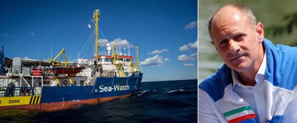 Il j'accuse di Fabio Rampelli contro l'Ong Sea Watch