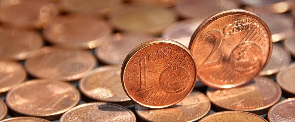 cea31246df Addio alle monetine di rame da 1 e 2 euro (da quasi tutti detestate), ma il  valore complessivo che resta nelle nostre tasche è esorbitante.