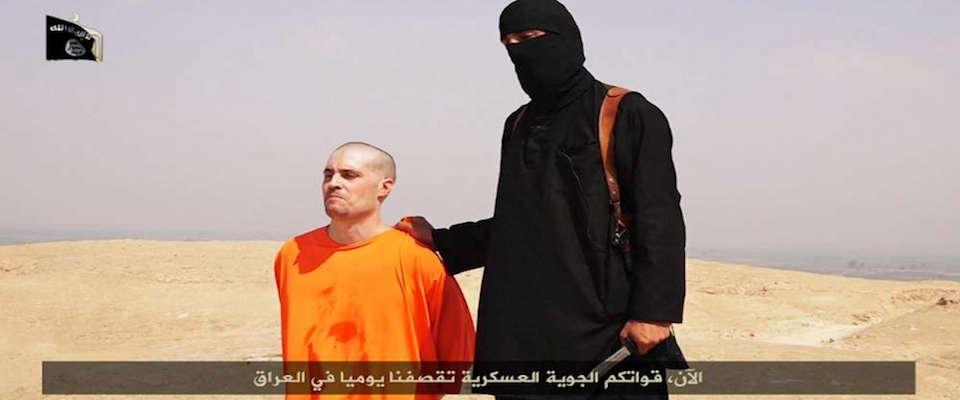 James Foley, il giornalista britannico decapitato dai killer dell'Isis