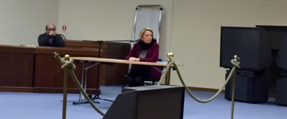 Silvana Saguto, delle Misure di Prevenzione del Tribunale di Palermo