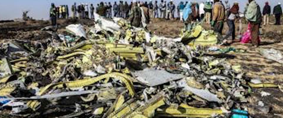 Il disastro aereo del Boeing 737 in Etiopia