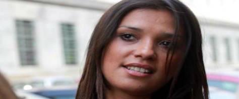 La modella marocchina Imane Fadil, testimone dei processi Ruby