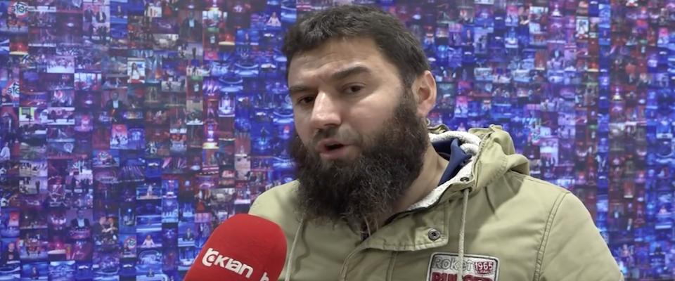 L'albanese radicalizzato Shaban Caca