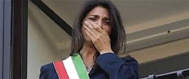 Maltempo a Roma polemica contro Virginia Raggi