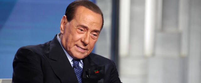 Berlusconi da Costanzo