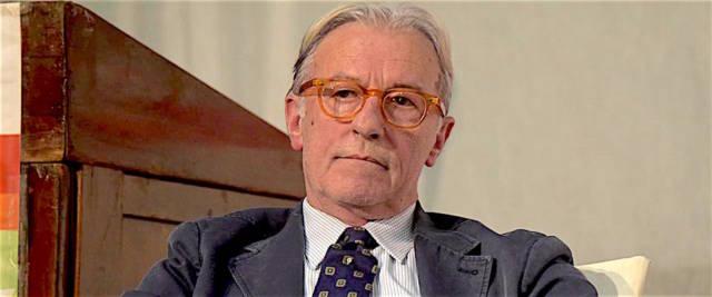 Il direttore di Libero, Vittorio Feltri
