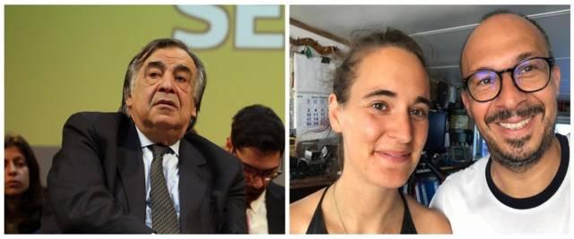 Davide Faraone PD , propone al sindaco di PALERMO Orlando di concedere la cittadinanza onoraria a Carola.