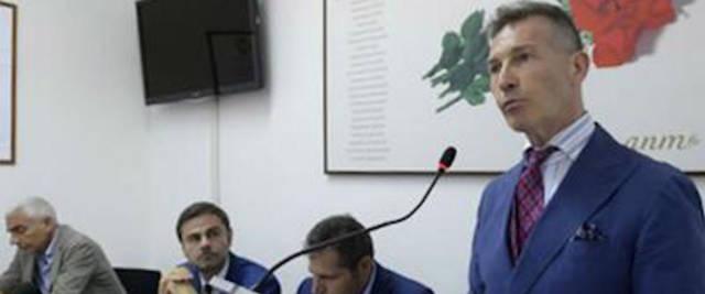 Luca Poniz, neo presidente dell'Anm