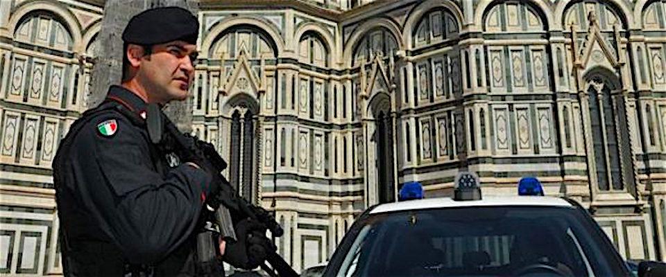 Cubana Tenta Di Derubare Un Turista A Firenze Arrestata