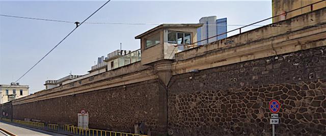 Il carcere di Poggioreale
