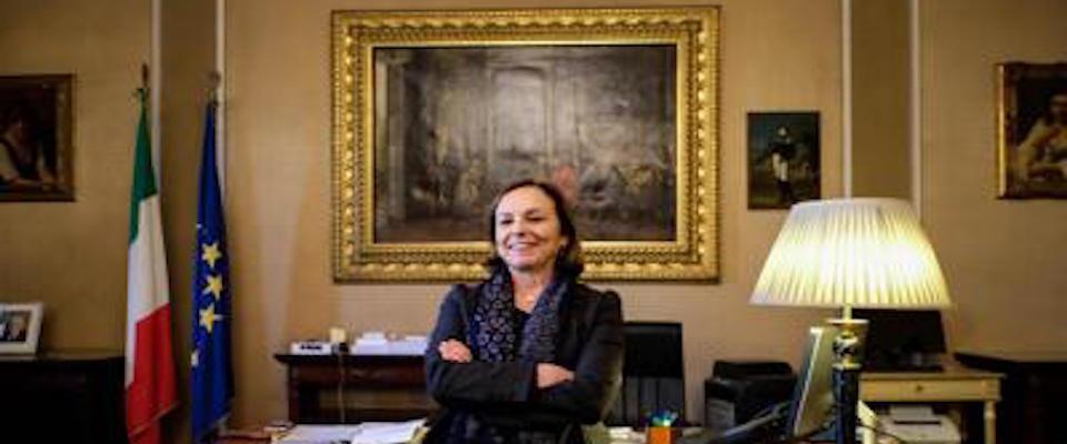 Luciana Lamorgese parla di migranti