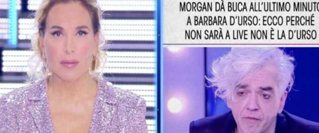 Barbara D'Urso Morgan