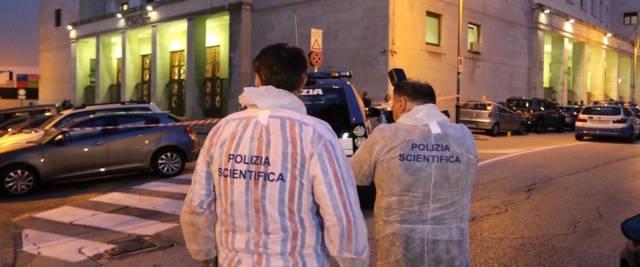 Mosap agenti uccisi a Trieste