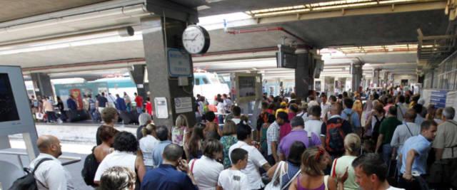 Stazione Centrale di Napoli
