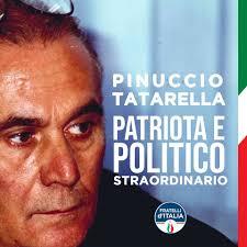 Tatarella, politico straordinario