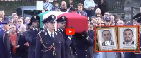 trieste funerale agenti