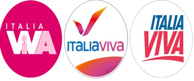 Italia Viva di Renzi Italia-viva-640x267