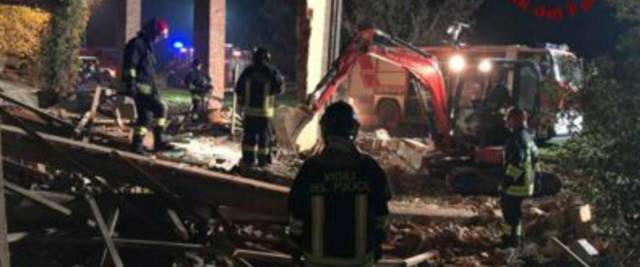 esplosione ad Alessandria