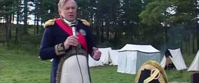 Oleg Sokolov, storico di Napoleone