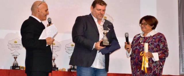 Il regista Ambrogio Crespi