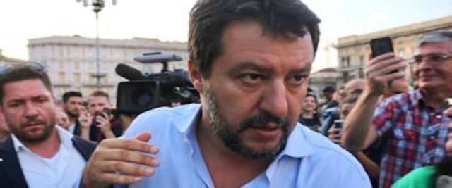 Salvini indagato per la Open Arms