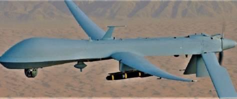libia, drone