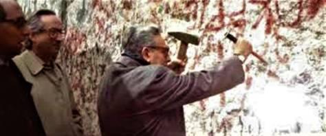 muro di berlino rauti