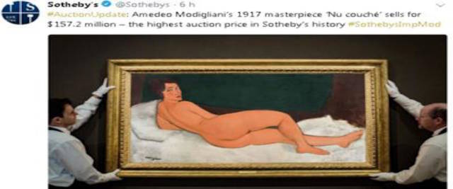Ancora Modigliani