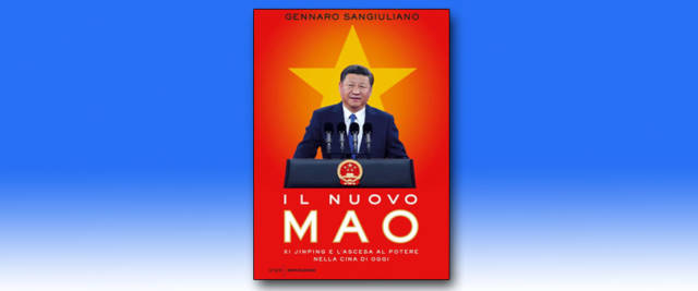 Libro Sangiuliano su Xi Jinping