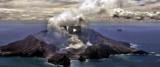 erutta un vulcano in Nuova Zelanda