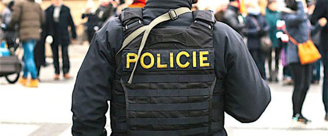 polizia ceca