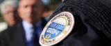 agenti di polizia assaliti in Francia foto Ansa