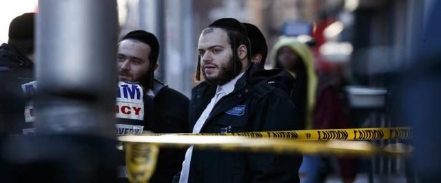 attacco al rabbino New York foto Ansa