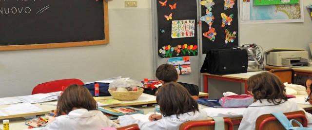 scuola foto Ansa