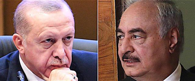 libia erdogan serraj