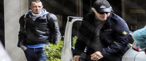 ALESSANDRO POLIZZI UCCISO , NELLA FOTO I DUE ARRESTATI PER IL DELITTO