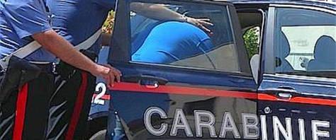 carabinieri bacchettate