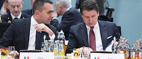 Libia: Conferenza Berlino conte e di maio