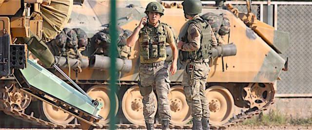 libia esercito turco