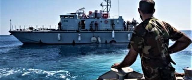 libia guardia costiera