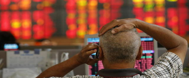 Borse Ue in calo dopo l'attacco dell'Iran agli Usa foto Ansa