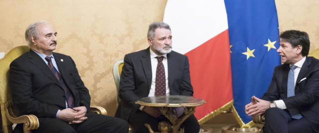 Conte Haftar