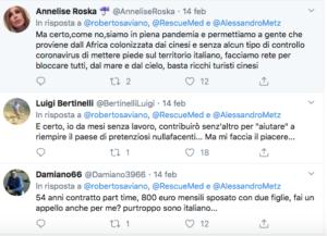 L'ppello buonista di Saviano e l'indignazione degli utenti